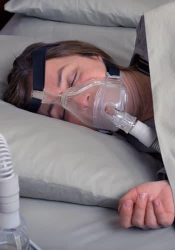 Wir helfen Ihnen, gesund und ausreichend zu schlafen.